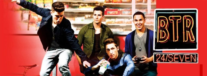 ALBUM REVIEW: Big Time Rush – 24/Seven | INTO THE CROWD MAGAZINE
