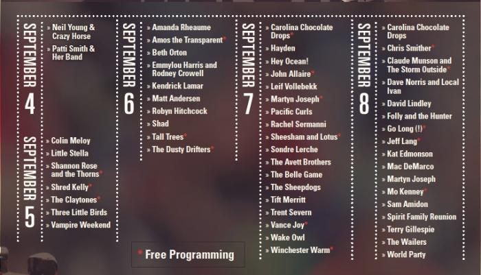 folkfest_2013_lineup