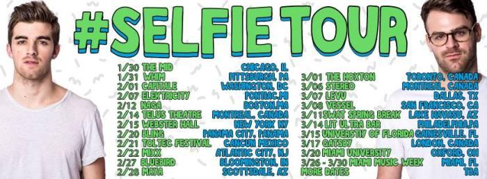 #selfietour