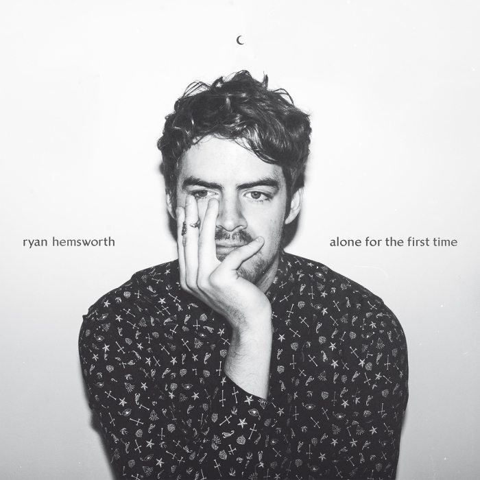Ryan Hemsworth - Alone For The First Time - Album Cover Artwork