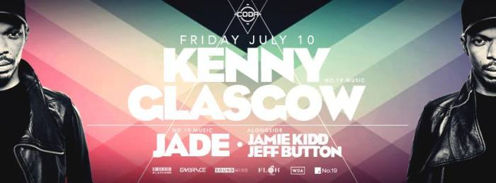 Kenny Glasgow Coda