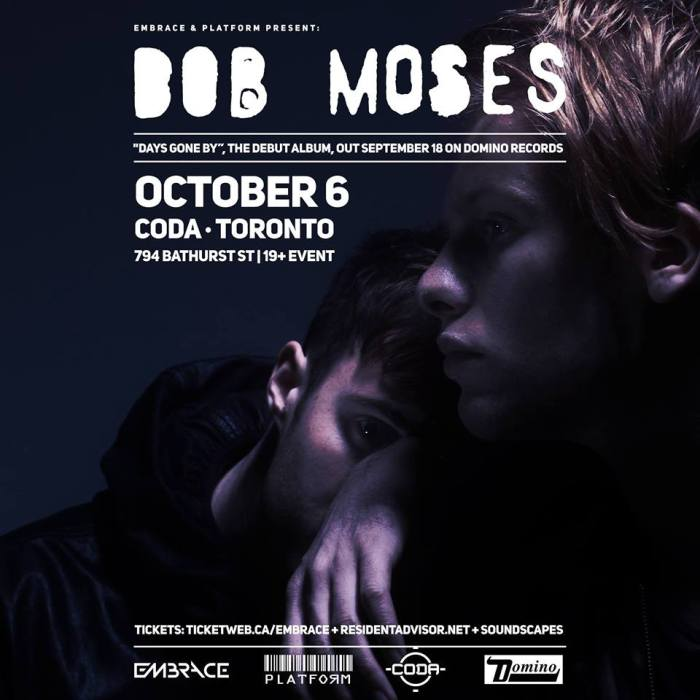 Bob Moses - Coda
